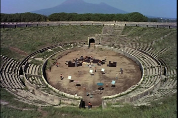 Pink Floyd: Live at Pompeii video
