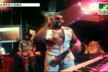 Isaac Hayes Disco connection studio session