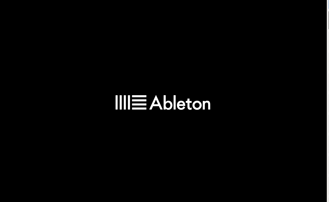 image gallery ableton logo